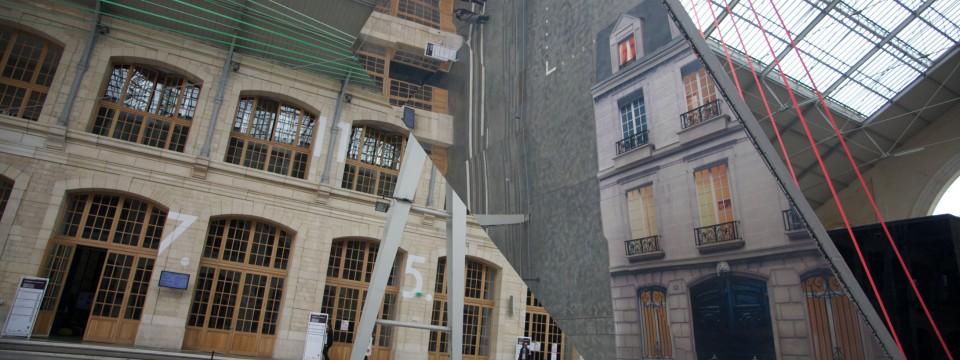 Paris: effets spéciaux au 104