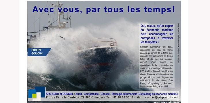 Se consacrer à l'économie maritime