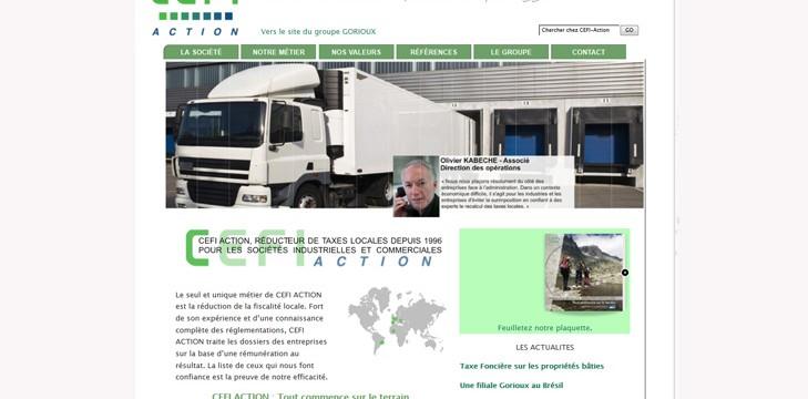 CEFI ACTION – Réducteur de bases locales